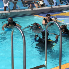 Sports Pool on Oasis of the Seas