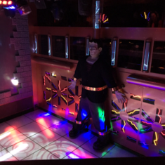 Dr. Frankenstein''s Lab Dance Club on Carnival Miracle