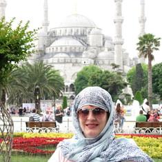 Istanbul, Turkey - Me!