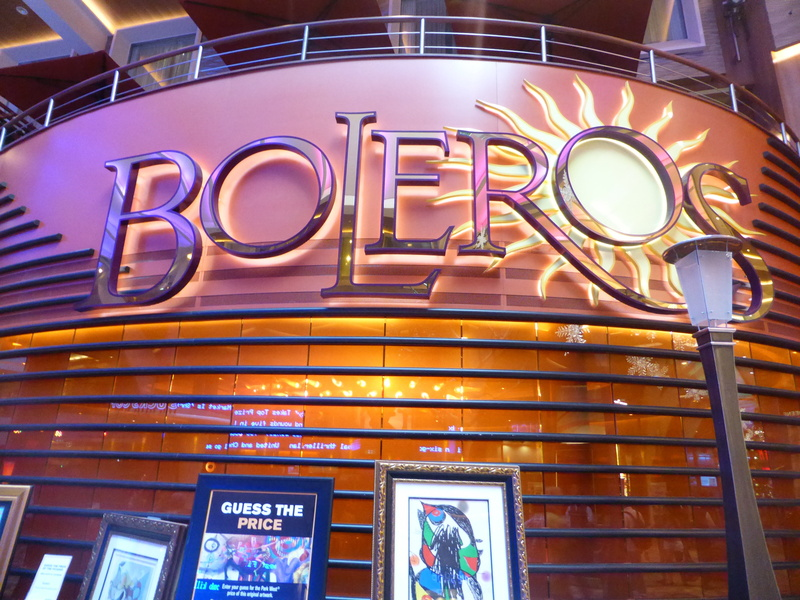 Bolero's - Allure of the Seas