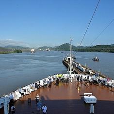 Panama Canal Transit - Transit of the Panama Canal