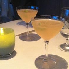 Cocktails, Ocean Blue, Norwegian Breakway