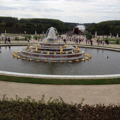 Paris, France - Versailles Palace