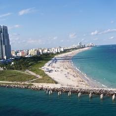 ..loučení s Miami...