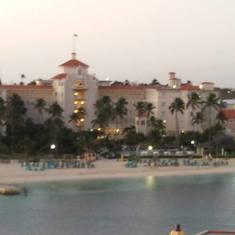 Hilton in Nassau