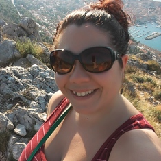 top of Dubrovnik!