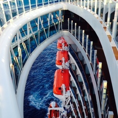 Regal Princess SeaWalk
