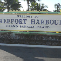 Freeport, Grand Bahama Island - Freeport 1-1-2012