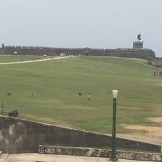 Castillo Felipe del Morro, San Juan