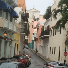 San Juan, Puerto Rico - Old San Juan, Puerto Rico