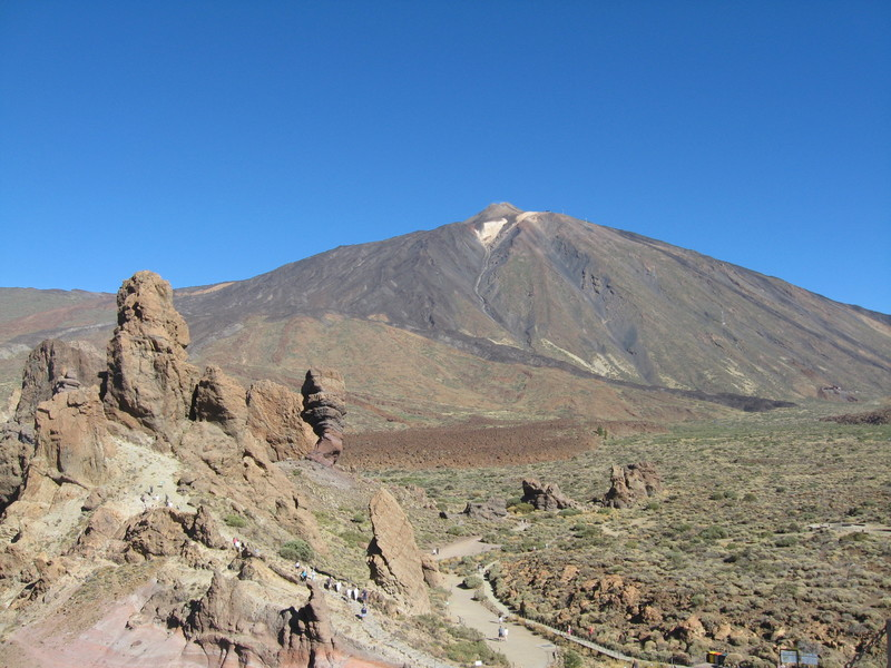 Tenerife, Canary Islands - Highest Mountain in the Canary Islands