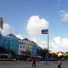 Willemstad, Curacao - Shops and restaurants