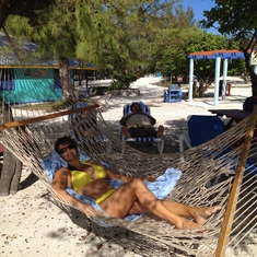 Cococay (Cruiseline's Private Island) - Relaxing on Island time!