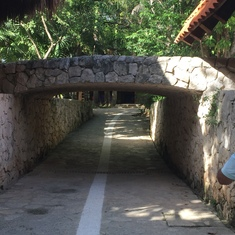Bridge at Xcaret Park