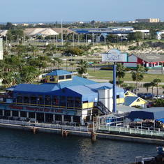 Port Canaveral - Fishlips bar/grill