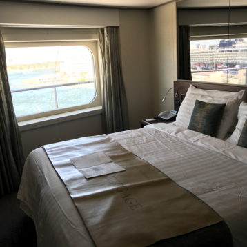 Large Oceanview Spa Stateroom on Nieuw Amsterdam
