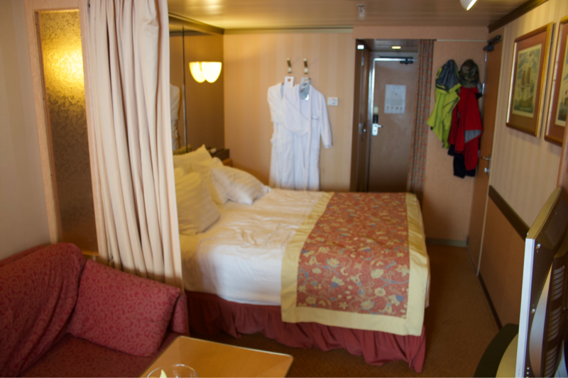 Vista Suite Cabin Category Aa Zaandam