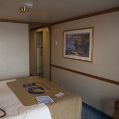R209, balcony cabin