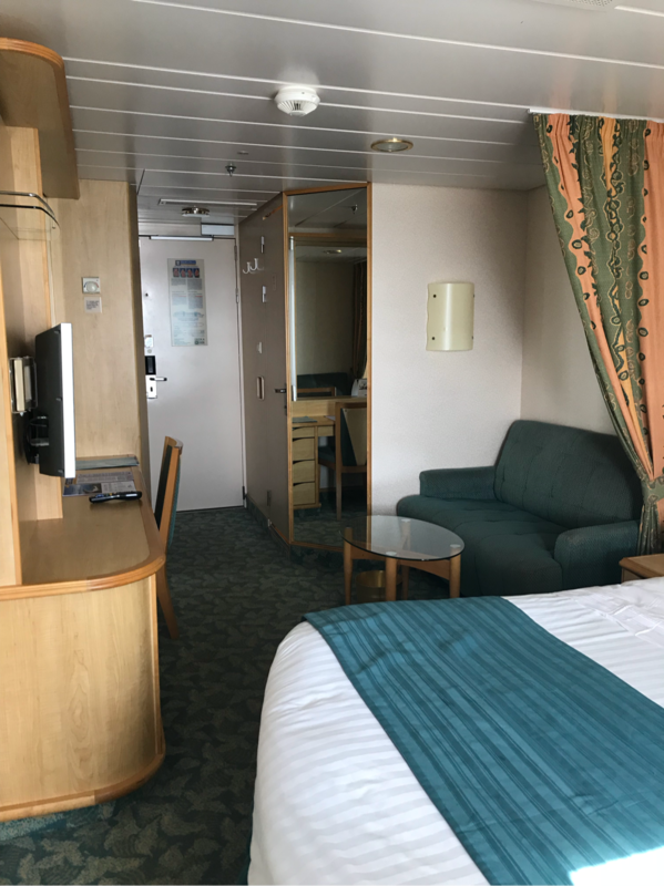 Balcony Cabin 9406 On Freedom Of The Seas Category 6d