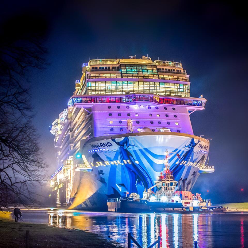 Norwegian Bliss Cruises From Miami Florida On 05 10 2018