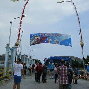 North Bali pier