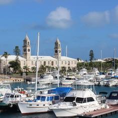 Clock Tower, Naval Dockyard