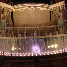 Dancing Waters Show