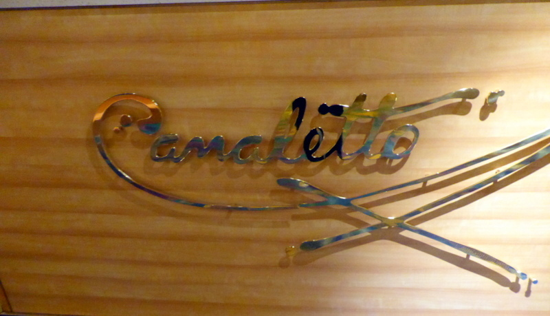 Caneletto Specialty Restaurant - Amsterdam