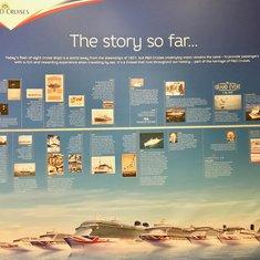 History of P & O