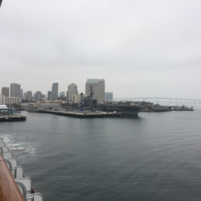 Good morning San Diego!
