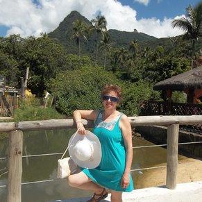 Ilha Grande, Brazil. Very hot and beautiful day.