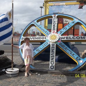Uruguay Montevideo welcomes all. Very friendly.