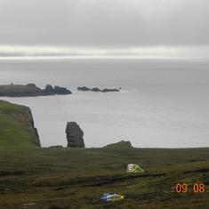 Lerwick-Shetland Islands