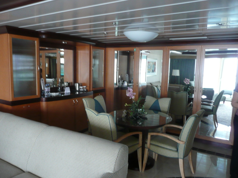 Photo of a Suite - Freedom of the Seas