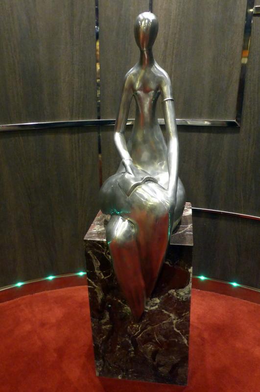 Sculpture - MSC Divina