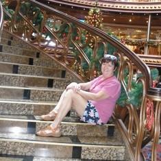 stairs atrium