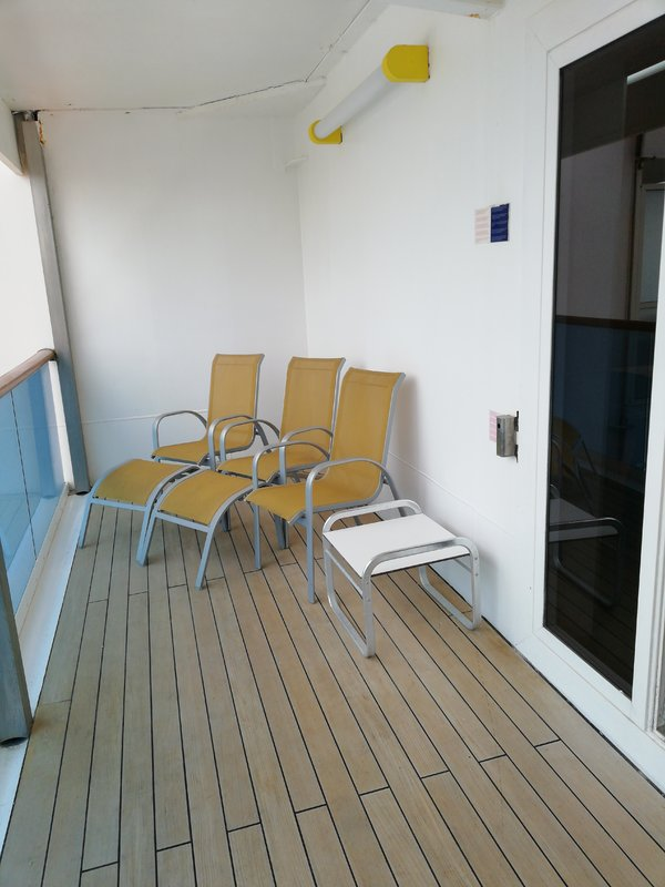 Premium Balcony Stateroom Cabin Category Pb Costa