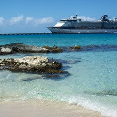 Celebrity Summit in St. Croix, USVI