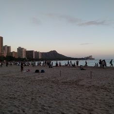 Honolulu, Oahu - Waikiki