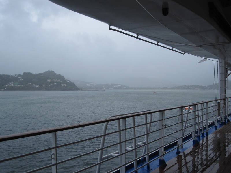 San Juan Del Sur, Nicaragua - San Juan Del Sur from deck 7