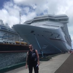 Picture of the Carnival Victory