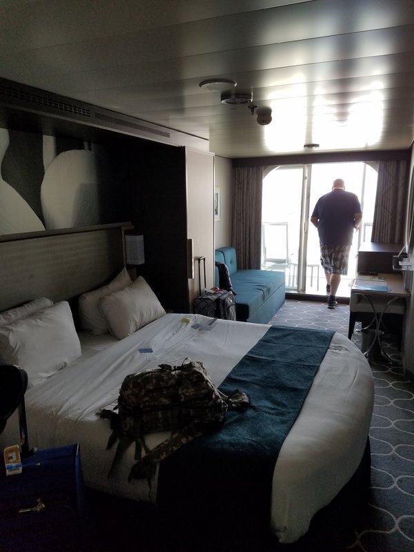 Balcony Cabin 7578 On Harmony Of The Seas Category 4d