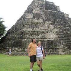 Costa Maya - Chacchoban Mayan Ruins