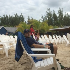 Freeport, Grand Bahama Island - Count the chairs