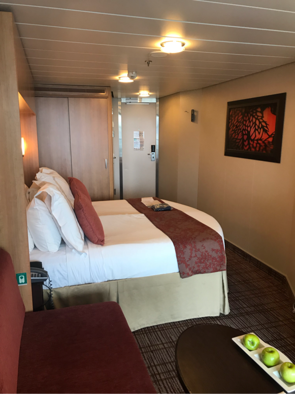 Balcony Cabin 1403 On Celebrity Silhouette Category Cz