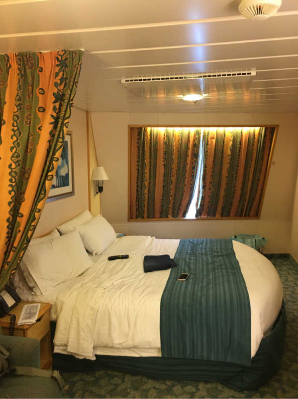 Oceanview Cabin 7502 On Freedom Of The Seas Category N8