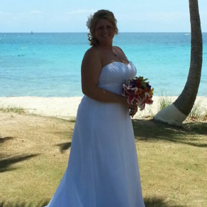 St. Thomas 4/23/13 Wedding to the Most Beautiful Woman in the World