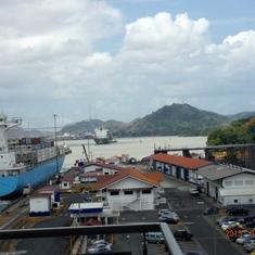 Miraflor Locks, Panama Canal