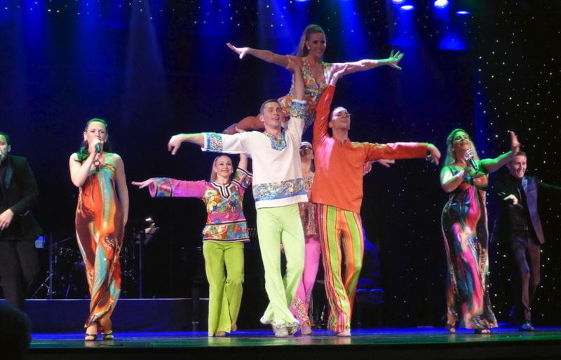 Amsterdasm Singers & Dancers - Queen's Lounge - Amsterdam