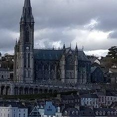 Cobh church